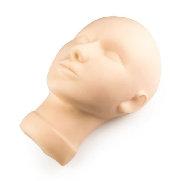 3D Kopf für Permanent Make-Up Ausbildung - ohne Übungshaut