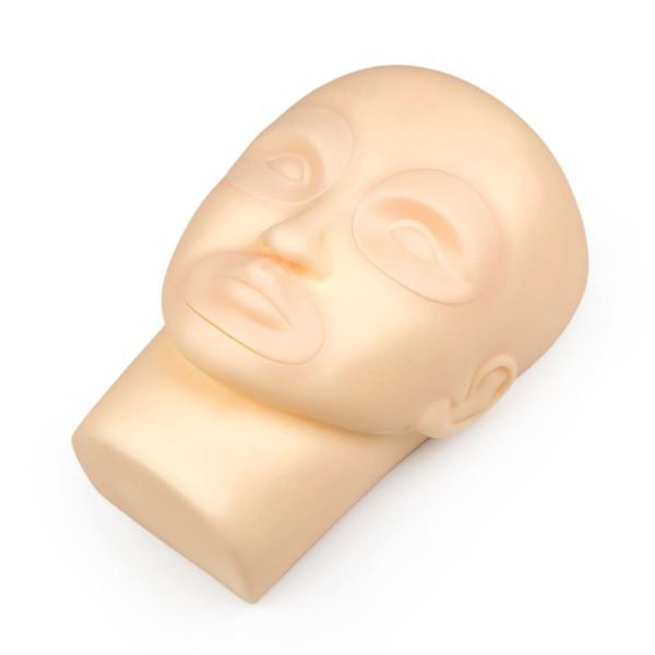 3D Kopf für Permanent Make-Up Ausbildung - Augen & Lippen